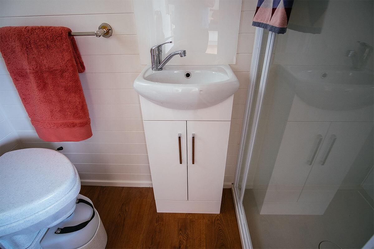 Bathroom Tiny Home