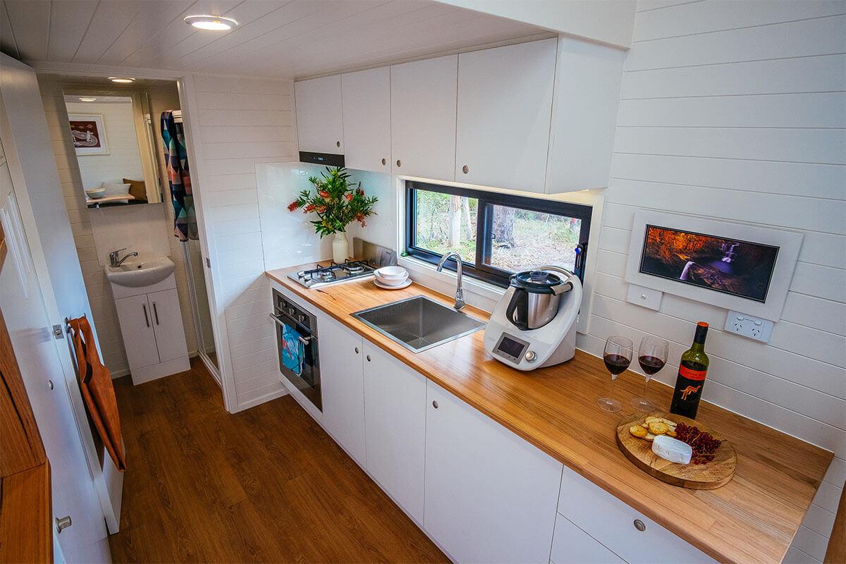 Kitchen Tiny Home