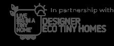 Eco tiny homes partnership australian logo