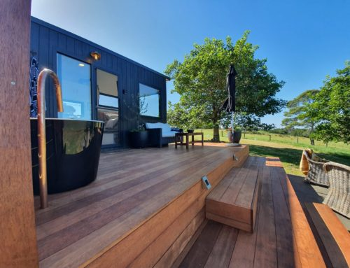 Tiny House Camping Trips Yield Big Benefits